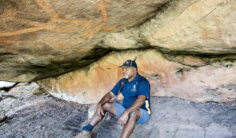 100 Things You Have Never Heard Of #41 Willie Gordon Rainbow Serpent Tour