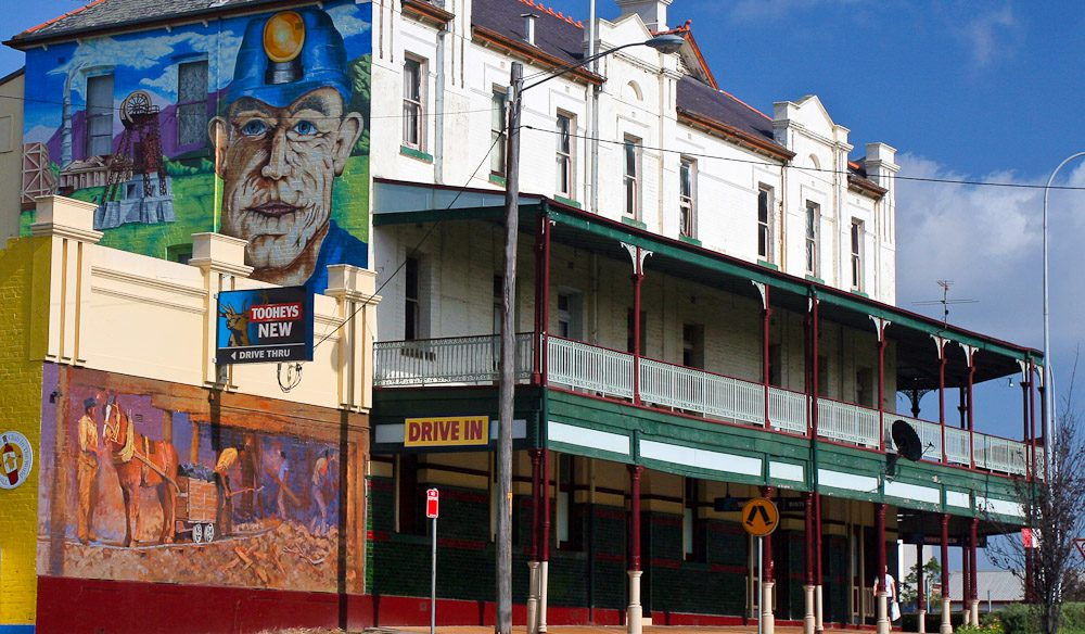 100 Things You Have Never Heard Of #89 Kurri Kurri Murals (1 of 1)