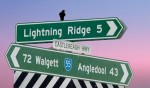 Lightning Ridge Road - Lightning Ridge - Outback NSW