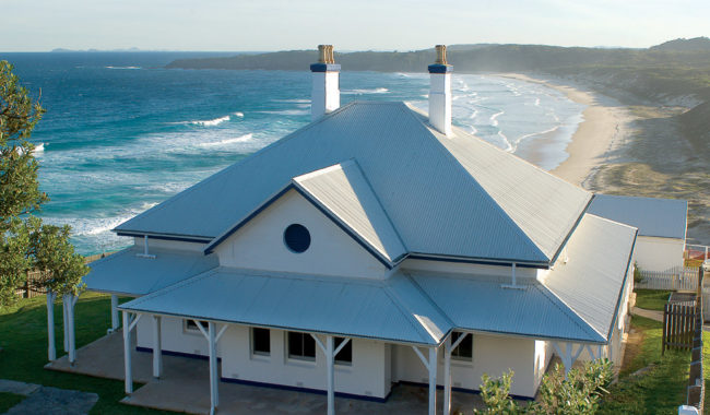 Sugarloaf Point Lighthouse Cottages Holiday House Seal Rocks-2