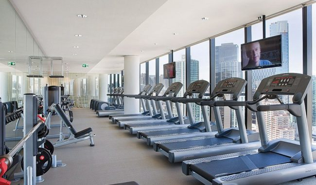 Gym - Crown Metropol