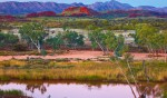 Finke River Lookout