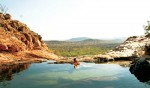 040 Gunlom Waterfall Top Pool, NT