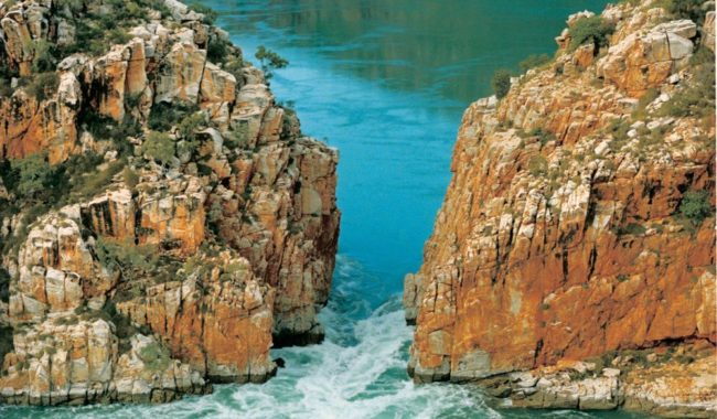 057 Horizontal Waterfalls, WA
