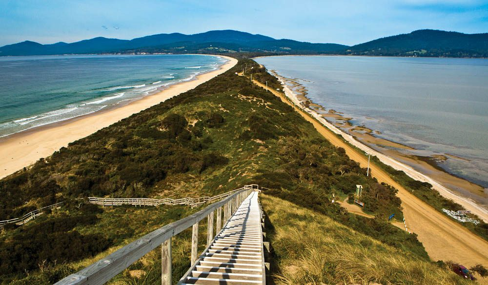 Bruny Island Australia  City pictures : ... In Australia #80 The Neck, Bruny Island, TAS | Australian Traveller