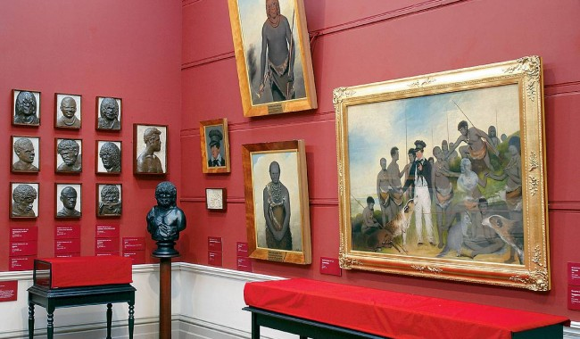 The Colonial Art Gallery. Image by Collection Tas Museum and Art Gallery.