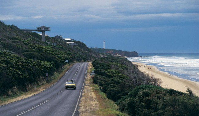 Great Ocean Rd. Image by Tourism VIC