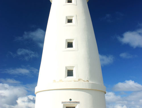 Cape Willoughby was the first lighthouse completed on KI and in South Australia. Didn't stop the ships sinking though.