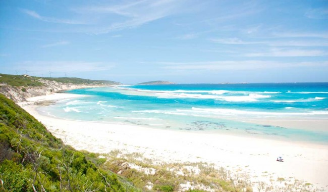 Beached in Esperance