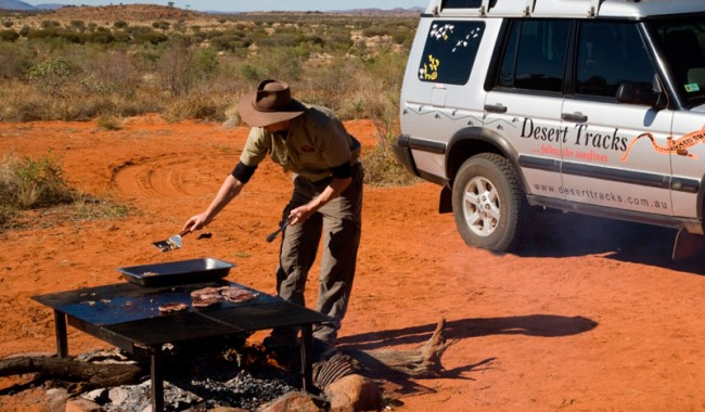 SEIT Outback Australia owner Brett Graham is just one of the operators in the Red Centre who are experiencing business growth.