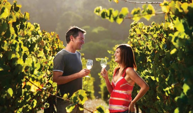 Margaret River is internationally renowned for its award winning wines.