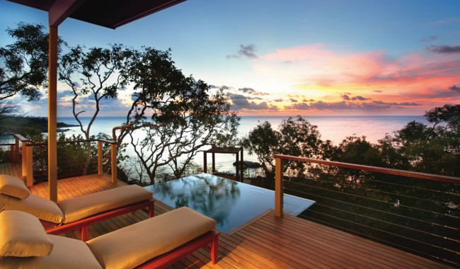 Luxury on Lizard Island