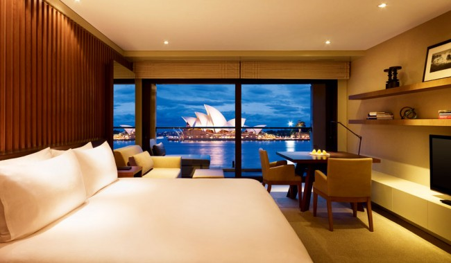 Park Hyatt Opera King Room, Sydney