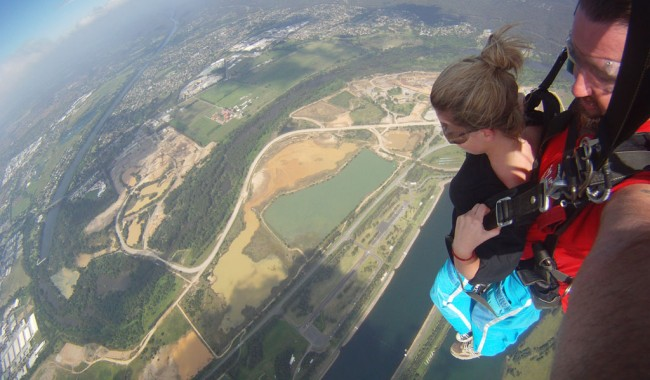 Skydiving Sydney