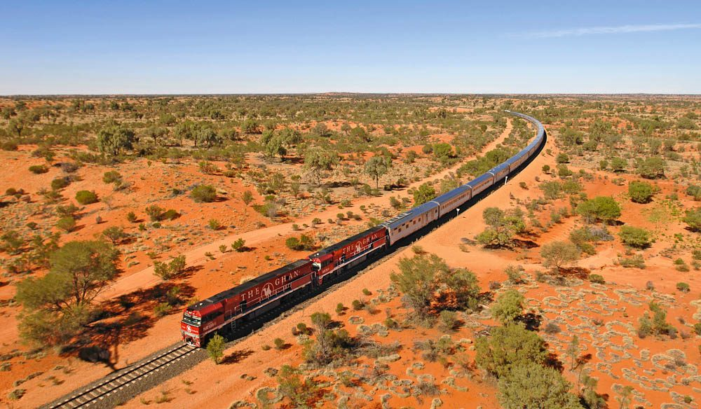 2012 Readers' Choice Awards: Best Train Journey
