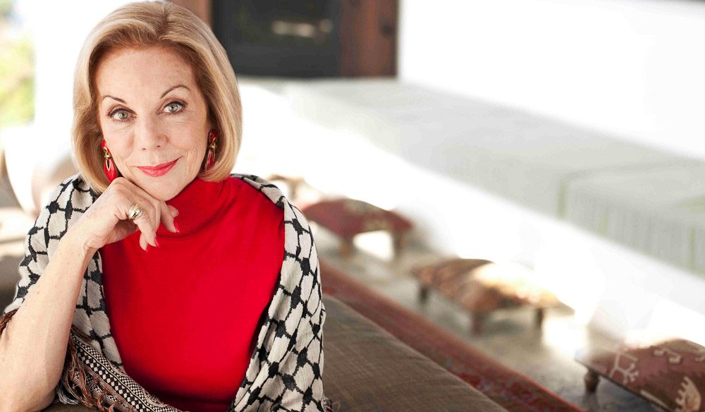 Travel secrets with Ita Buttrose