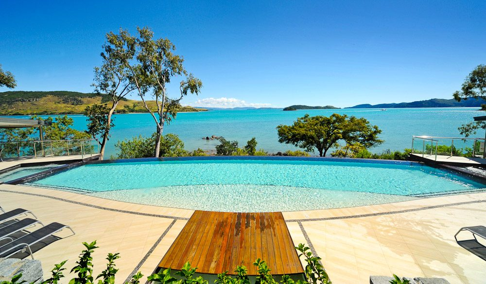Wish You Were Here: The Edge on Queensland's Hamilton Island