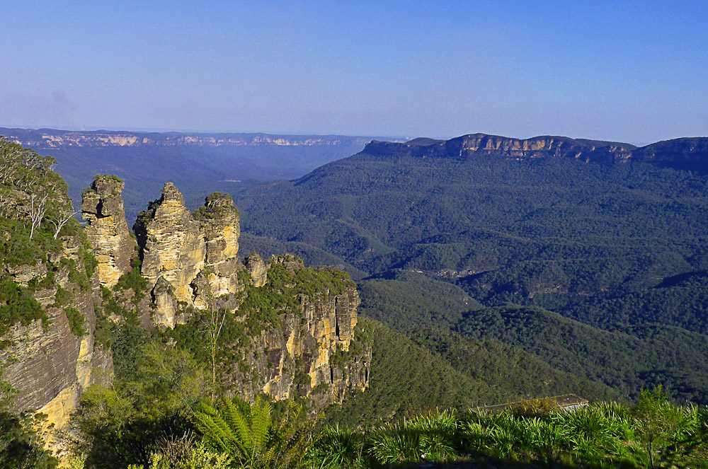 The Blue Mountains, NSW