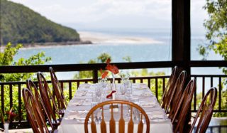 100 Incredible Travel Secrets #85 Osprey's Restaurant, QLD