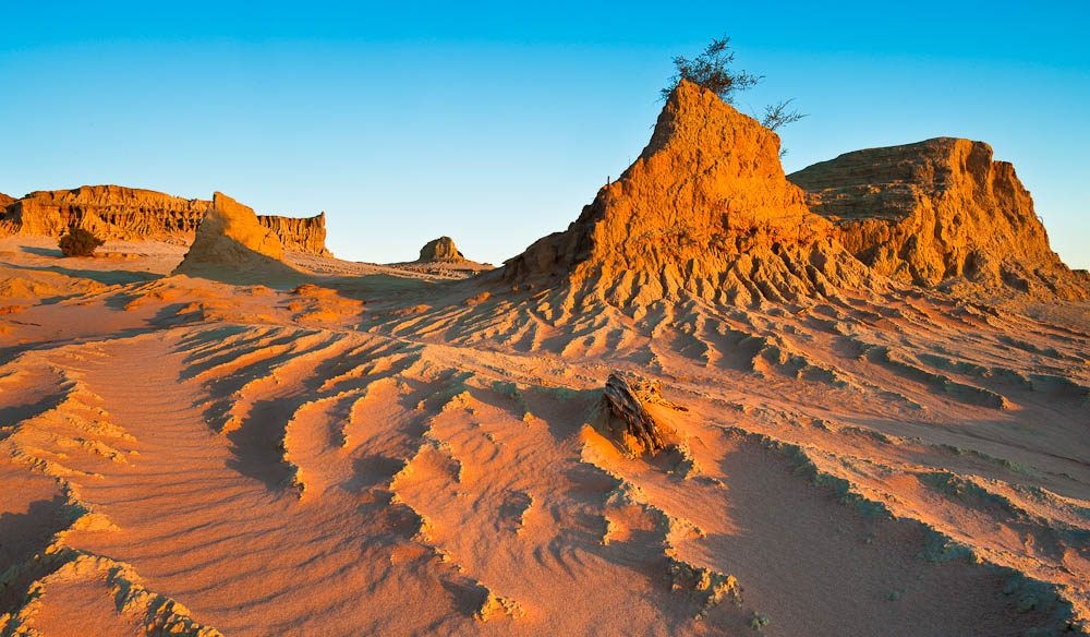 Walls of China, Mungo National Park, NSW