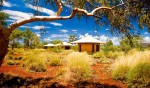 The Brits love wide open (and sunny) spots like Karijini Eco Resort in Western Australia
