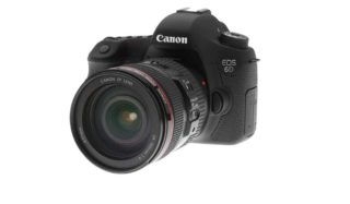 It's all ours: The heavily underrated Canon-6D.
