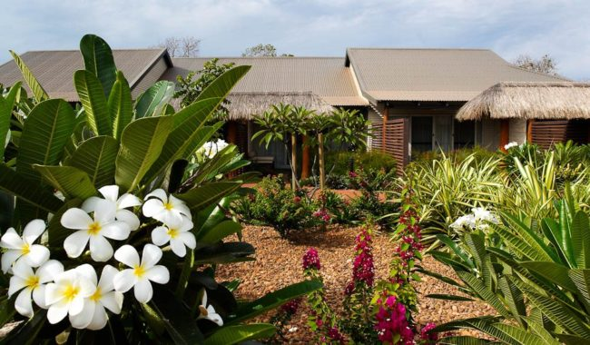 The recently opened The Mantra Frangipani in Broome.