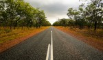 The best place for some uninterrupted family time, the open roads of the Northern Territory.