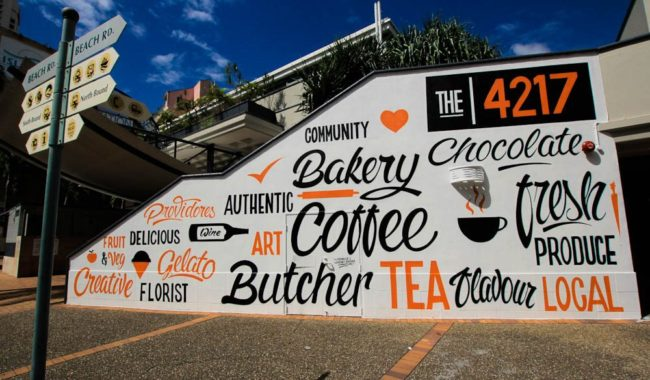"The Gold Coast's 'The 4217' is aiming for a ""village hub"" feel."