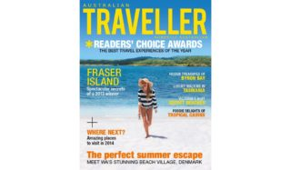 On the 12th day of Christmas my true love gave to me... A year's subscription to Australian Traveller.