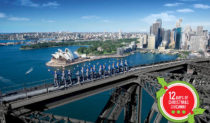 On the 8th day of Christmas... A BridgeClimb Sydney double pass.