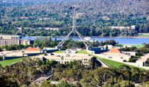 According to the Wheelie Traveller, Canberra has a long way to go before it is truly 'accessible'.