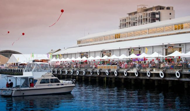 Combine the Taste of Tasmania with a Sydney to Hobart celebration (Alastair Bett).
