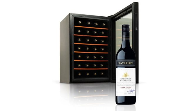 Just in time for Christmas Holidays? You could win a wine fridge plus some vino to stock it.