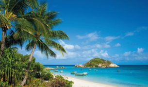 Lizard Island, Qld:  a place for grown-ups who know exactly what they want. And they'll likely find it...