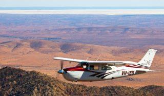 Tailor-made air safaris: Chinta Air Tours