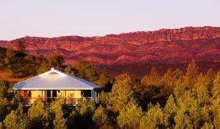 Great base to explore the Flinders Ranges: Rawnsley Park.