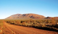 Mt Augustus National Park, outback WA
