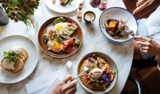 Hearty offerings at Richmond's Top Paddock