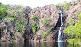 Take a dip at Wangi Falls