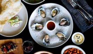 Wood-fired tapas and oysters Temporada