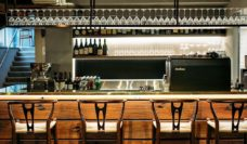 Nel restaurant Sydney sophisticated drinking space