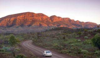 Flinders Ranges with Broome, Kimberley and Beyond
