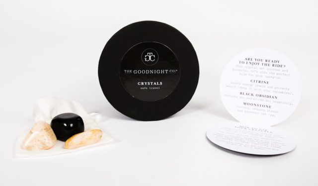 Win travel pack from Goodnight Co